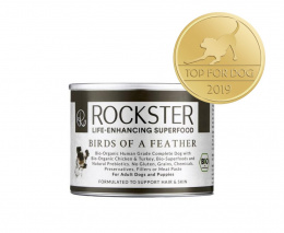 Rockster BIRDS OF A FEATHER Kurczak i Indyk 195g