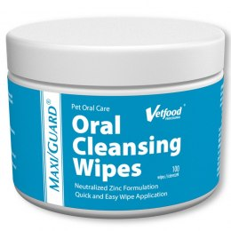 MAXI/GUARD Oral Cleansing wipes