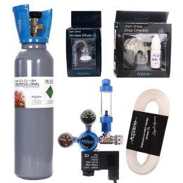 Zestaw CO2 Aquario BLUE Professional (z butlą 5l)