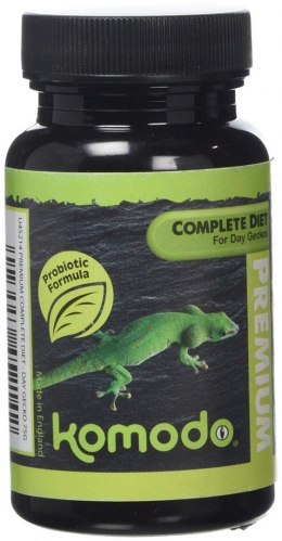 Komodo Premium Complete Diet for Day Geckos 75g