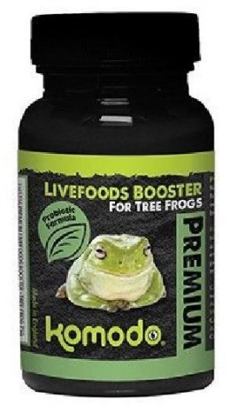 Komodo Premium Lifefood Booster for Amphibians 75g