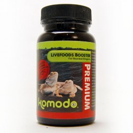 Komodo Premium Lifefood Booster for Bearded Dragons 75g