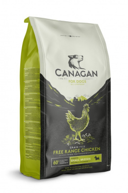 Canagan Free-Run Chicken Small Breed Dog 0,5kg