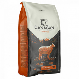 Canagan Grass - Fed Lamb Dog Adult 6kg - jagnięcina
