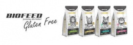 BIOFEED Euphoria Gluten Free Cat Urinary Care 2kg